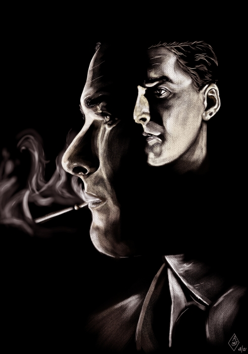 Errol Flynn by Bilou020285